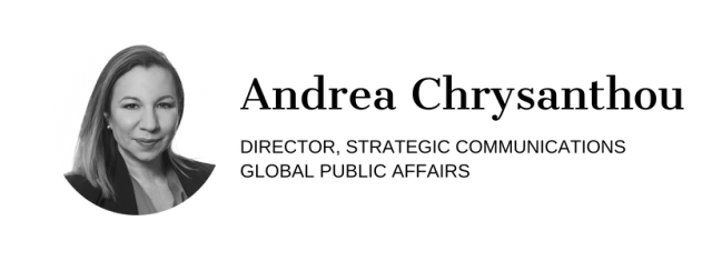 Andrea Chrysanthou Insight author tile